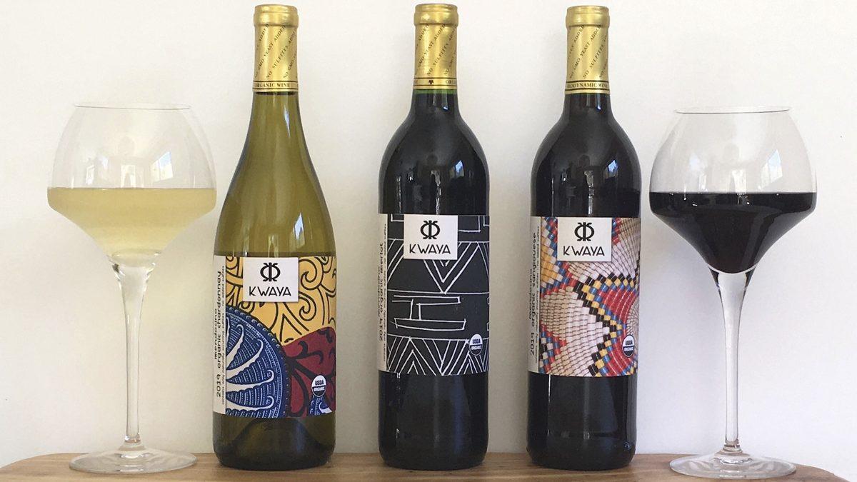 Kwaya wines