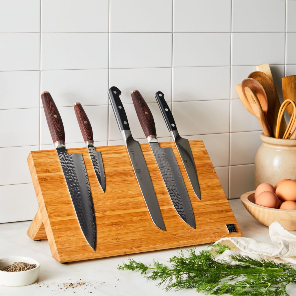 Magnetic Knife Board