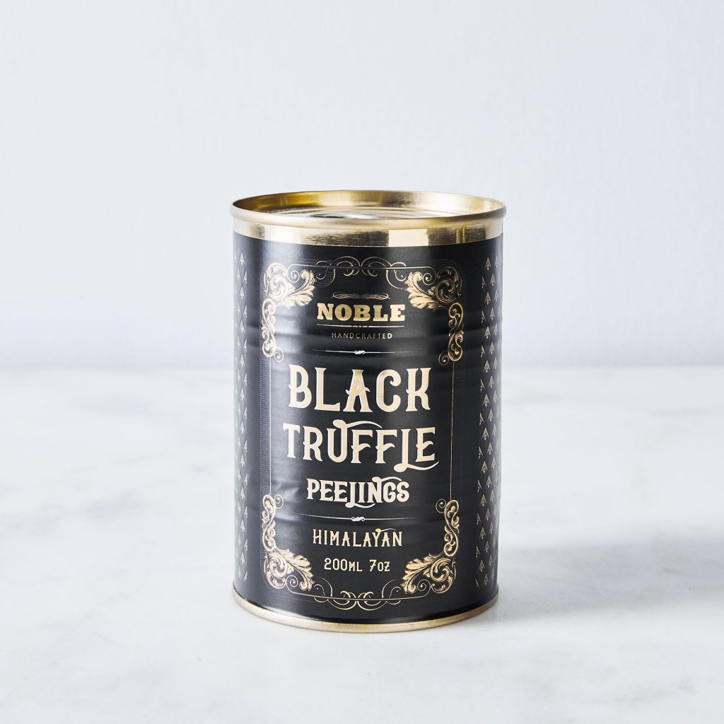 Noble Black Truffle Peelings