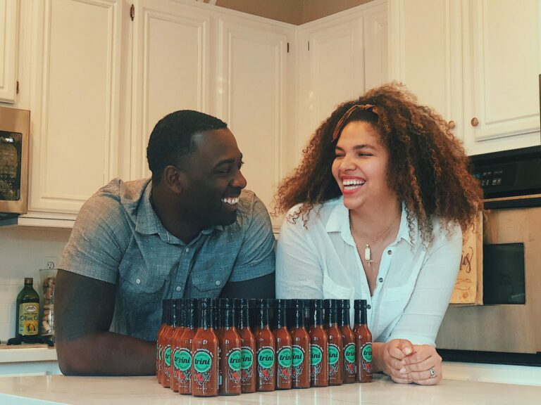 Ryan and Iman Brown of We Are Wonderfully Made