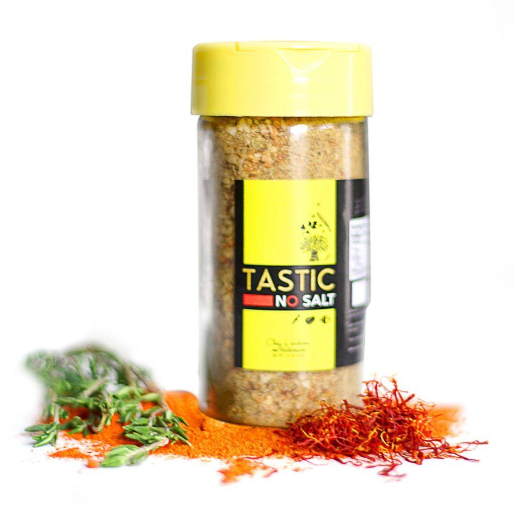 Tastic Spice - No Salt
