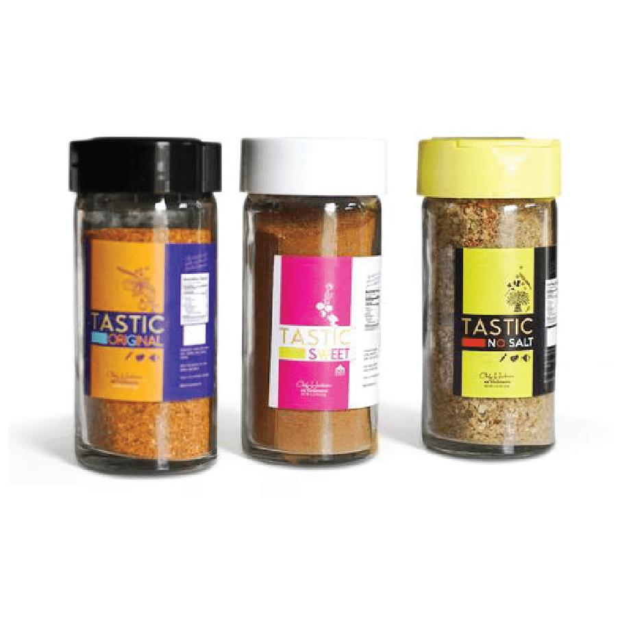 Tastic Spice Trio