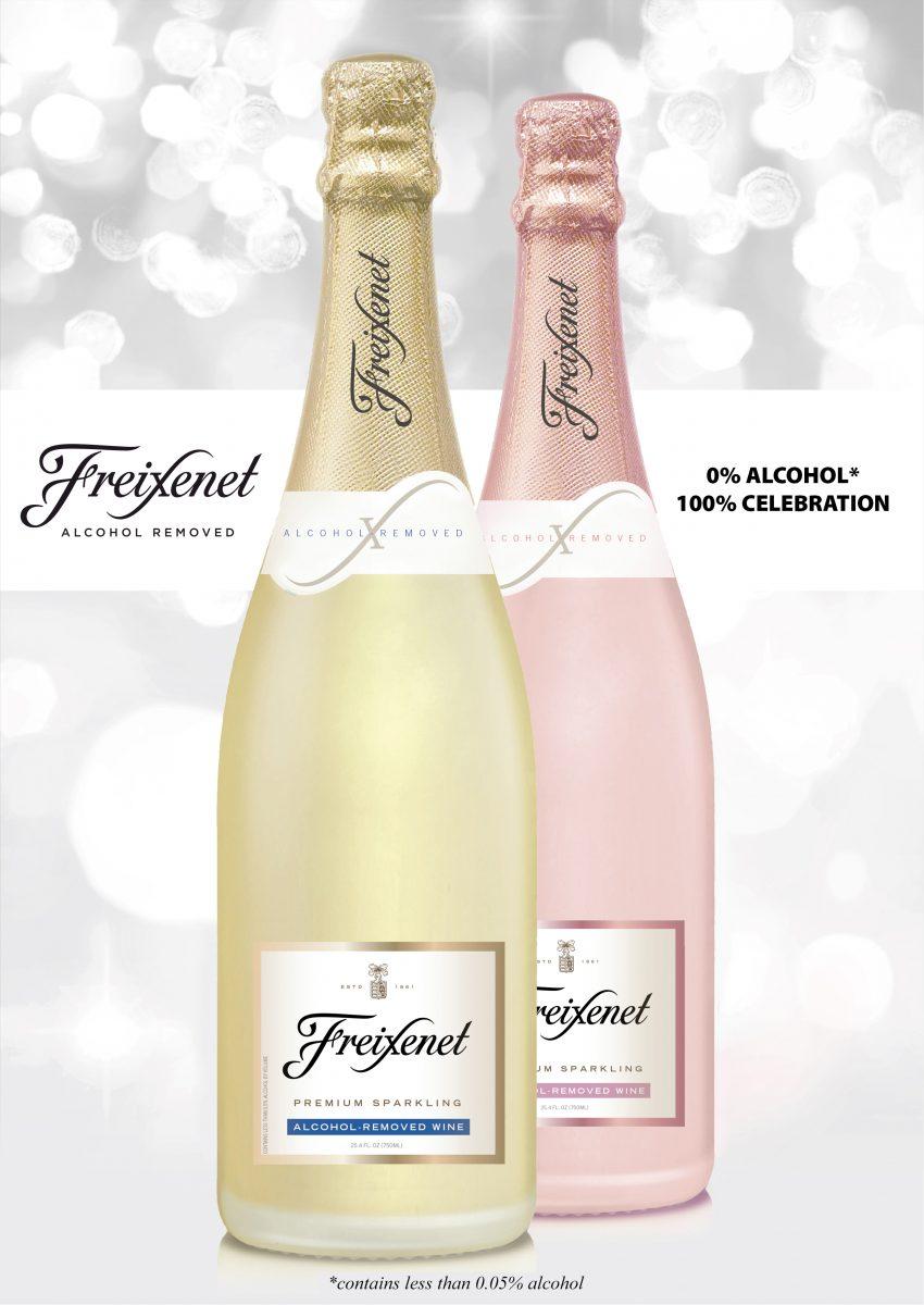 Freixenet Global Sparkling Wine,