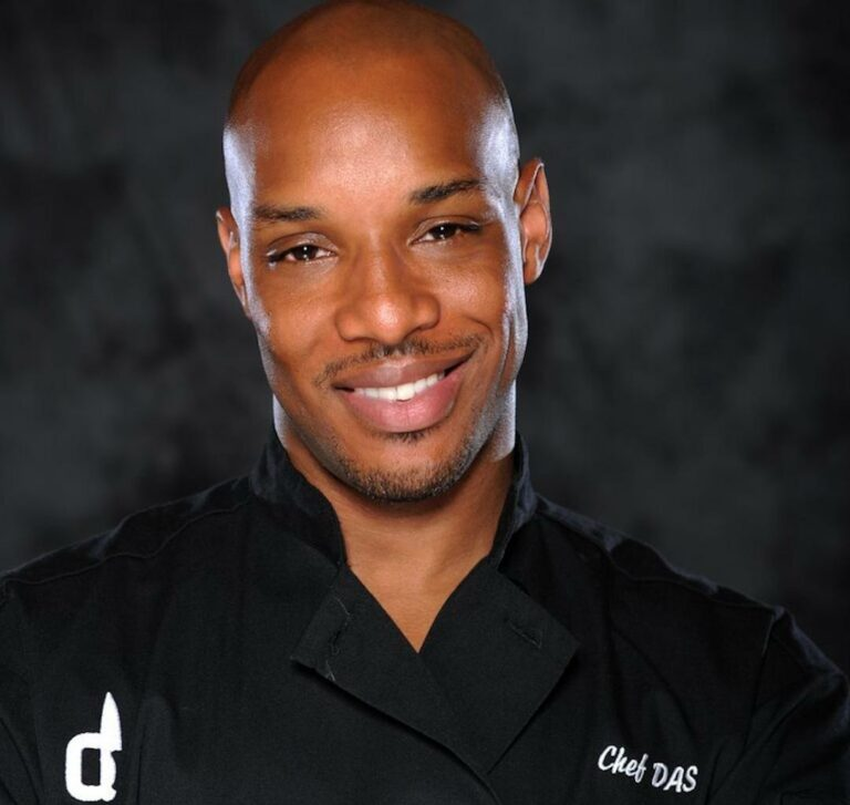 Chef Darrell A Smith