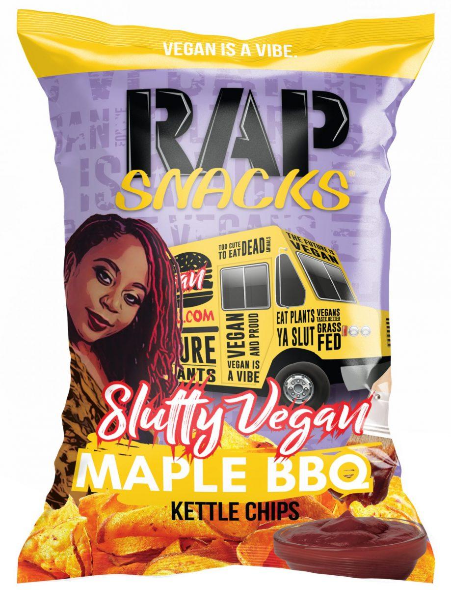 Rap Snacks - Slutty Vegan
