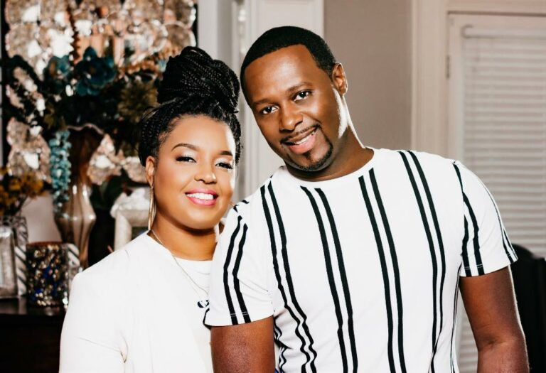 Heidi and Micah Stampley