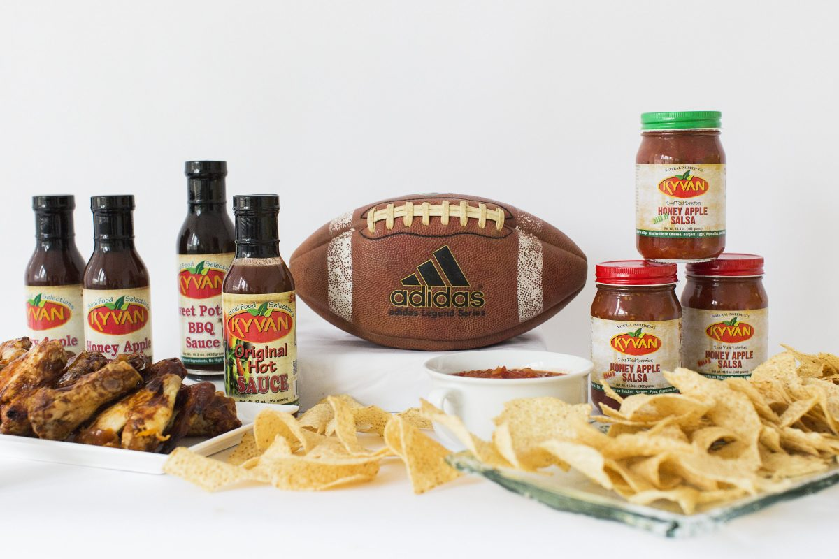 Products from Kyvan Foods