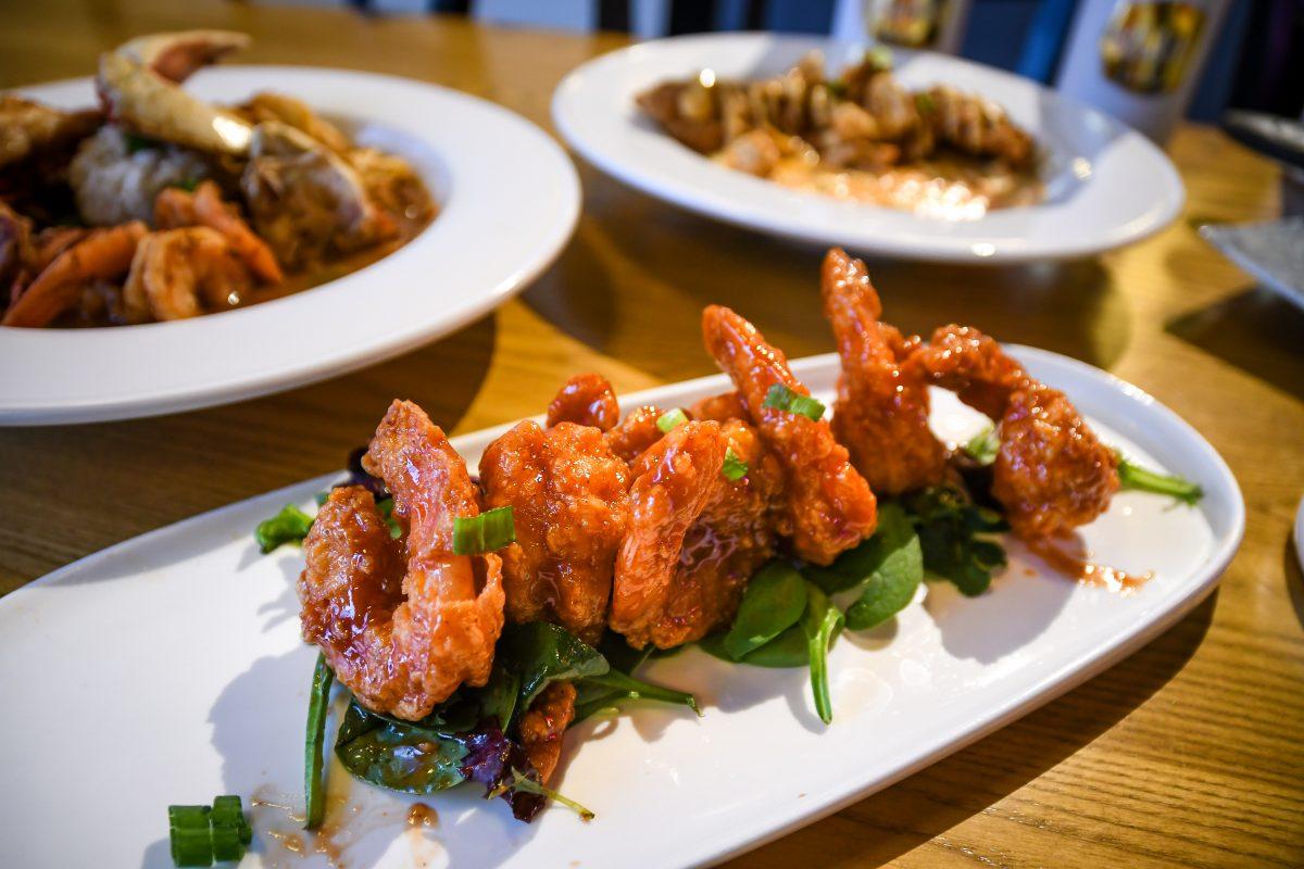Dish at KitchenCray