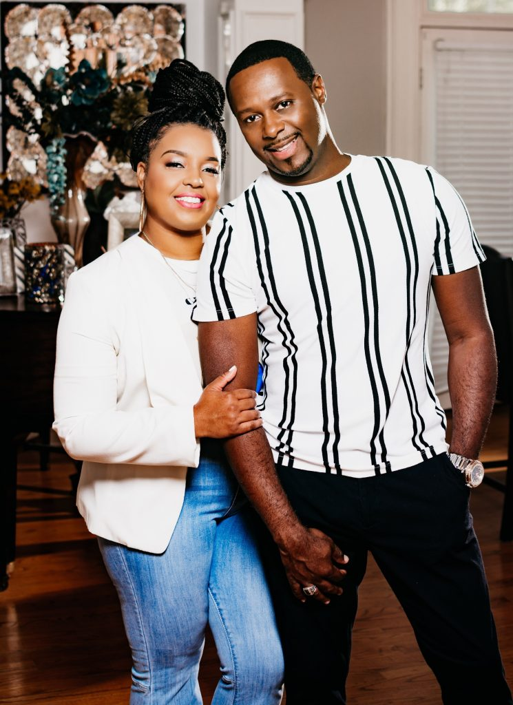 Micah and Heidi Stampley
