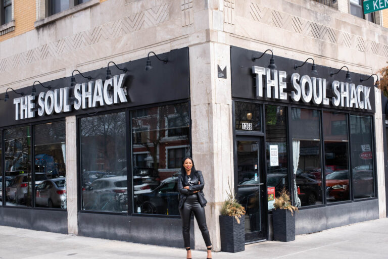 Keisha Rucker, The Soul Shack in Chicago