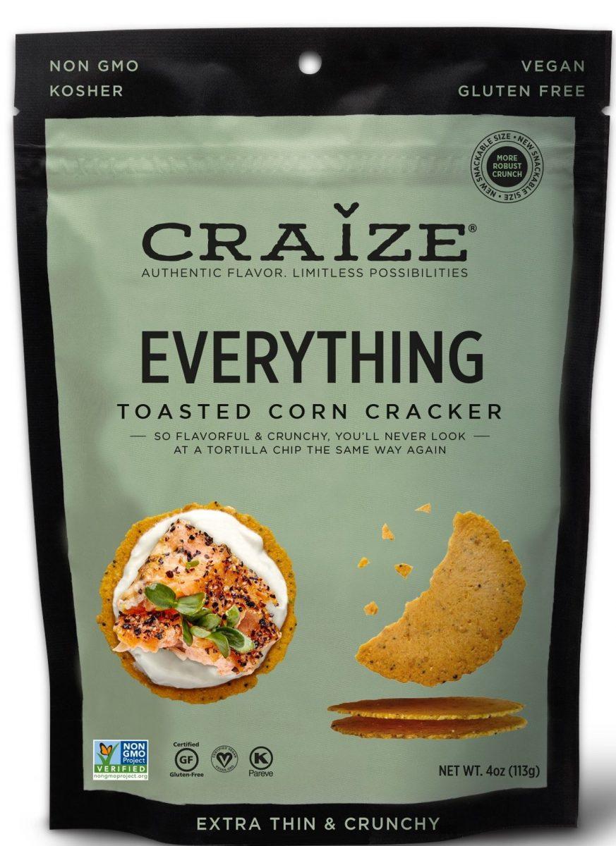 Craize Everything Crackers