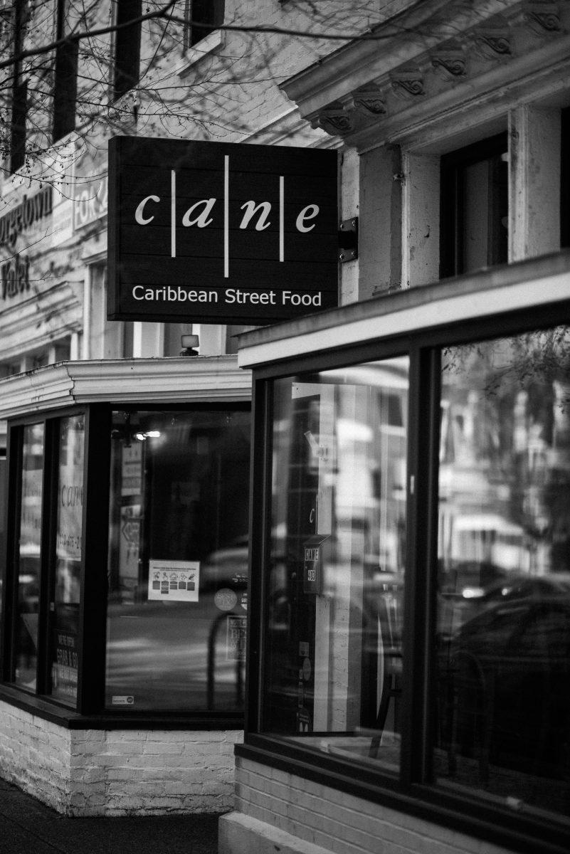 Cane restaurant in D.C.