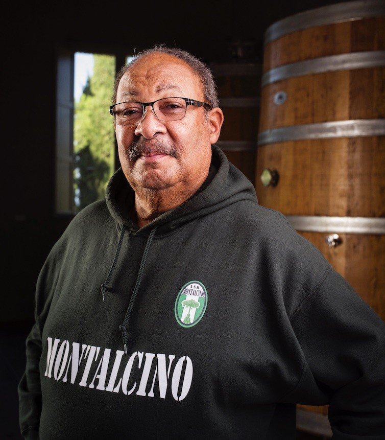 Dick Parsons, owner Il Palazzone