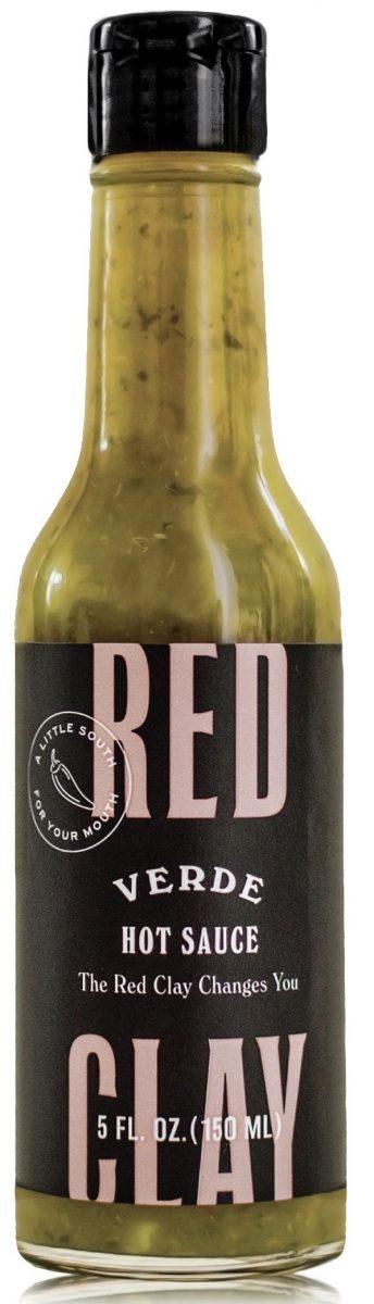 Red Clay Verde Hot Sauce