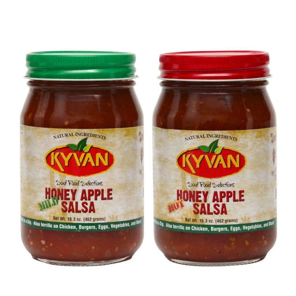 Kyvan Honey Apple Salsa