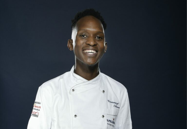 Shattering Glass Ceilings with Africa's Best Young Chef Vusumuzi Ndlovu