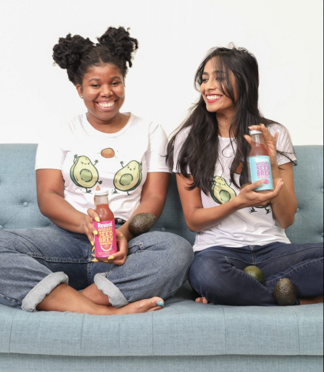 Co-founders Zuri Masud and Sheetal Bahirat of Hidden Gems Beverage Company