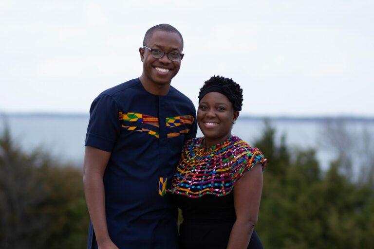 Eugene & Abena Foli - POKS Spices Co-Owners
