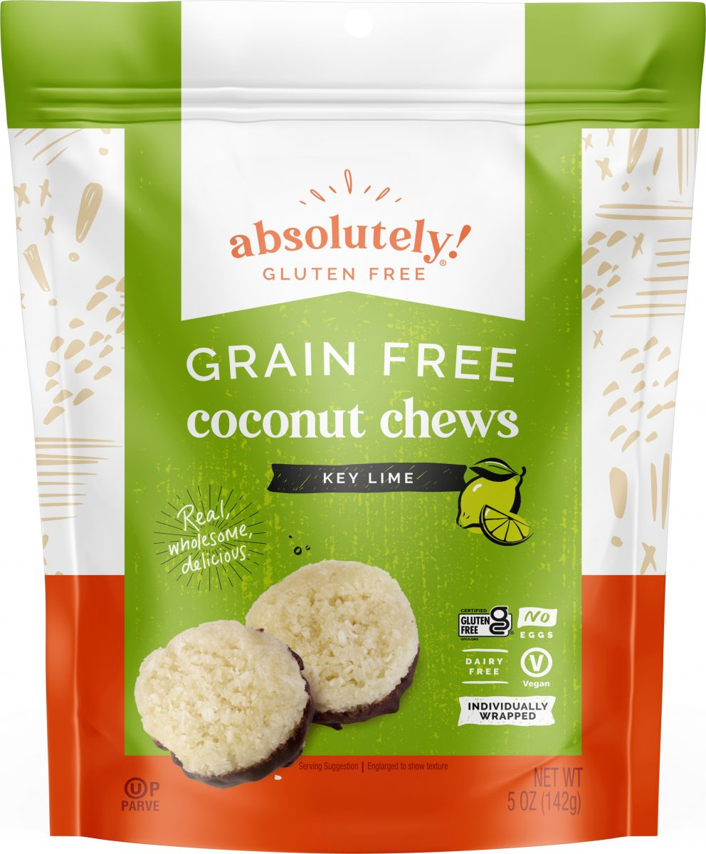 Absoutely Coconut Chews Key Lime