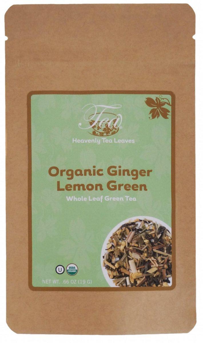 Heavenly Tea Leaves Ginger Lemon Green
