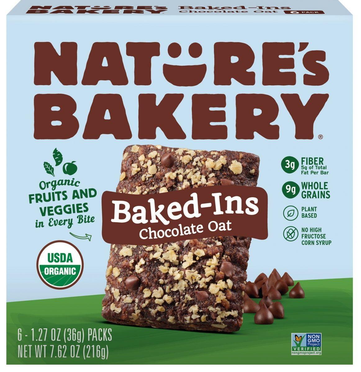 Nature's Bakery Bake-Ins