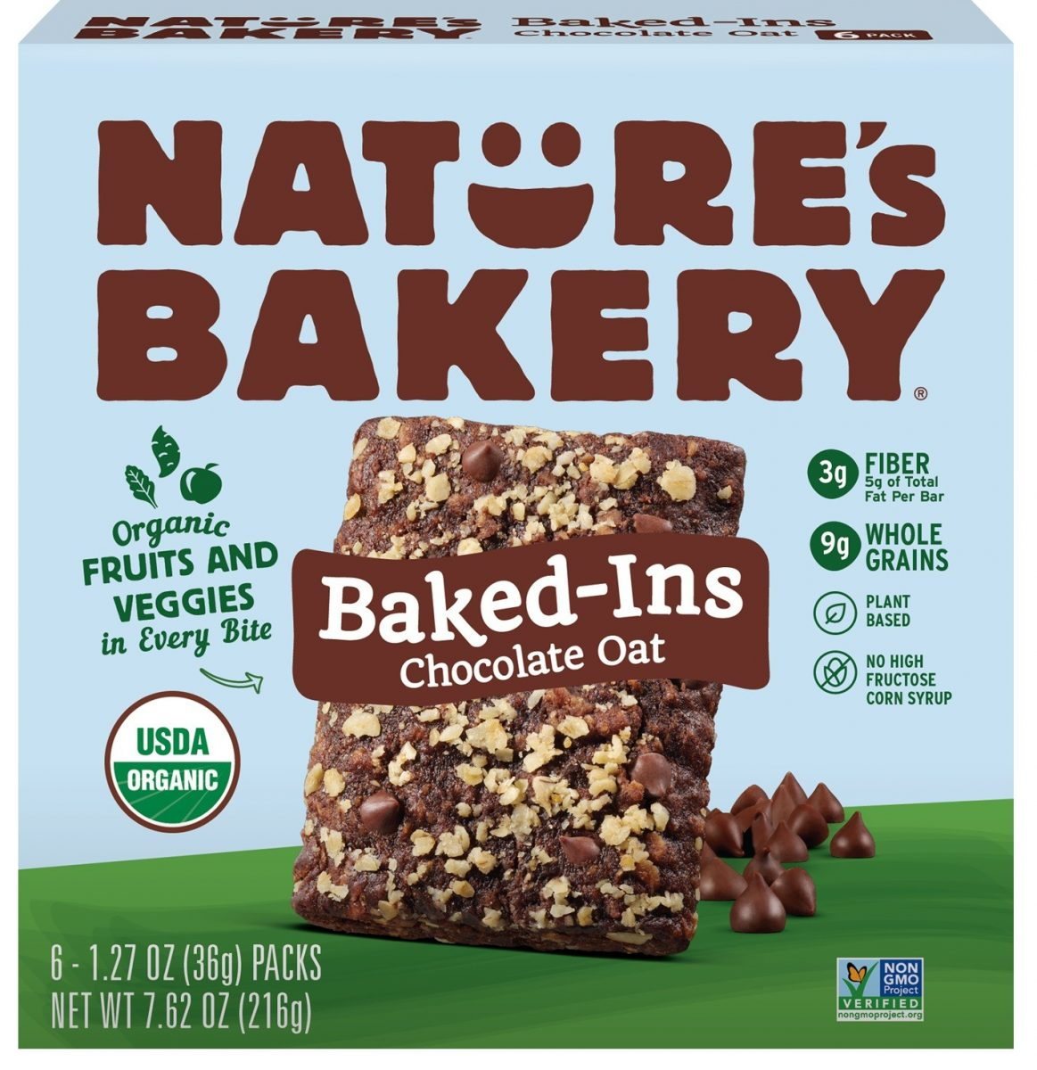 Nature's Bakery Bake-Ins