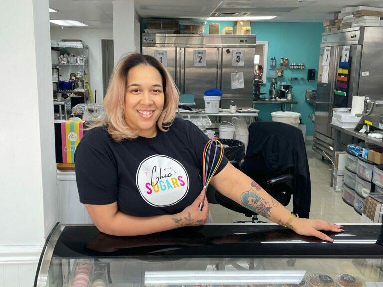 From Baking Disaster to Cake Boss, Chic Sugars' Erika Oldham Enjoys Sweet Success