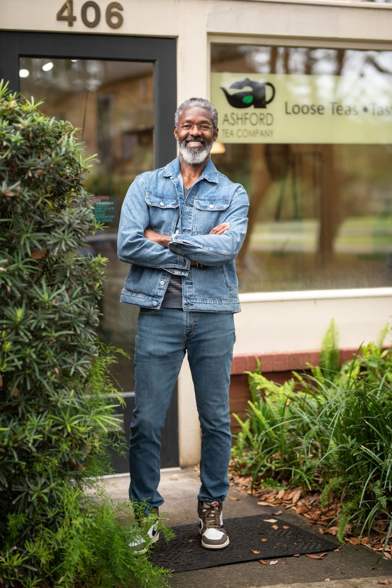 Living Life to a Tea: Savannah-Based Wayne Ashford Raises Awareness of Healthy Living Cup by Cup
