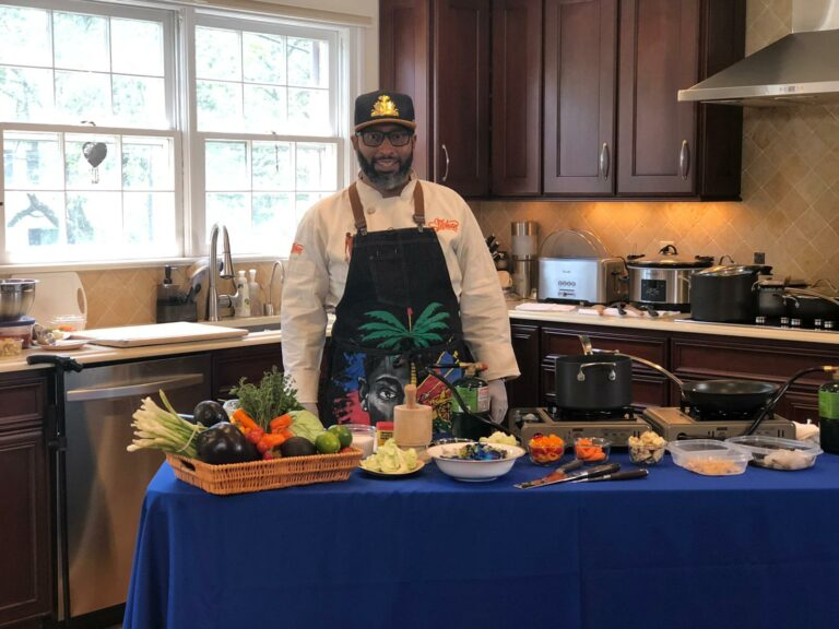 Inspired by a National Movement, Chef Stephan Berrouet-Durand and the Haitian Culinary Alliance Host First-Ever Haitian Restaurant Week