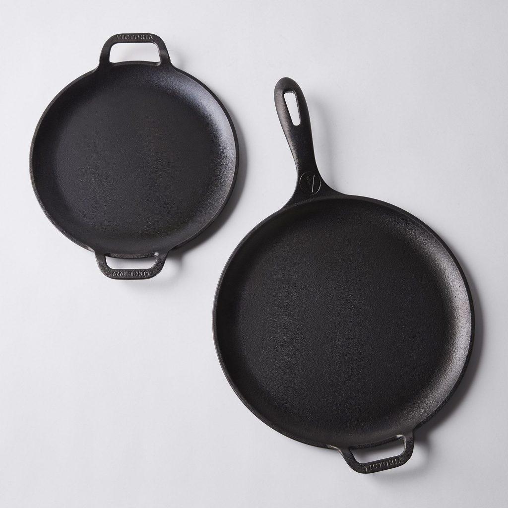 Cast Iron Comal & Pizza Pan