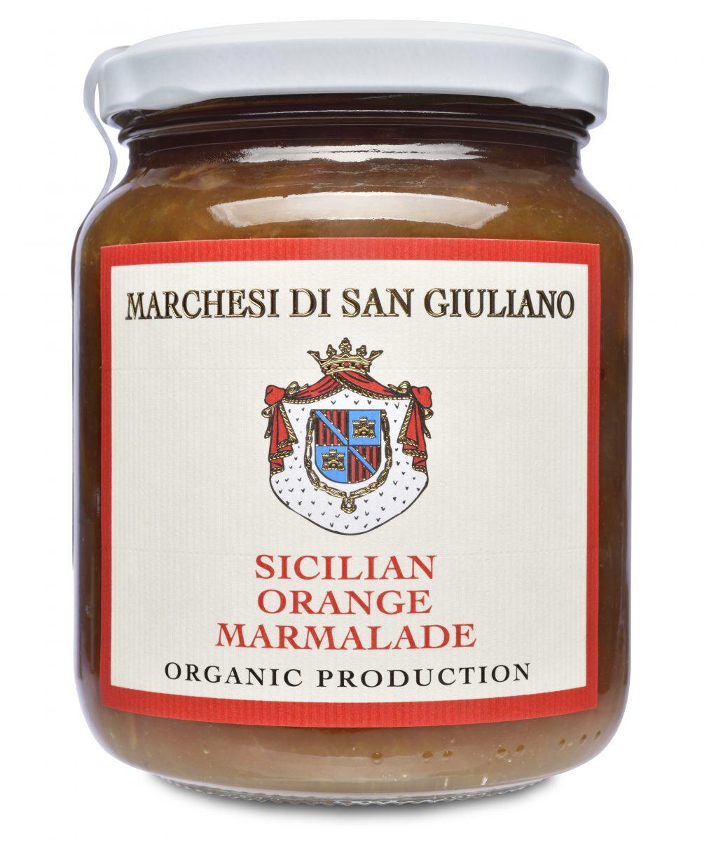 Marchesi di San Giuliano Organic Sicilian Orange Marmalade