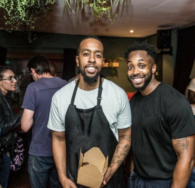 British Restaurateurs Daniel Opoku-Baah and Khamisi McKenzie Remain Authentic, Defy Odds