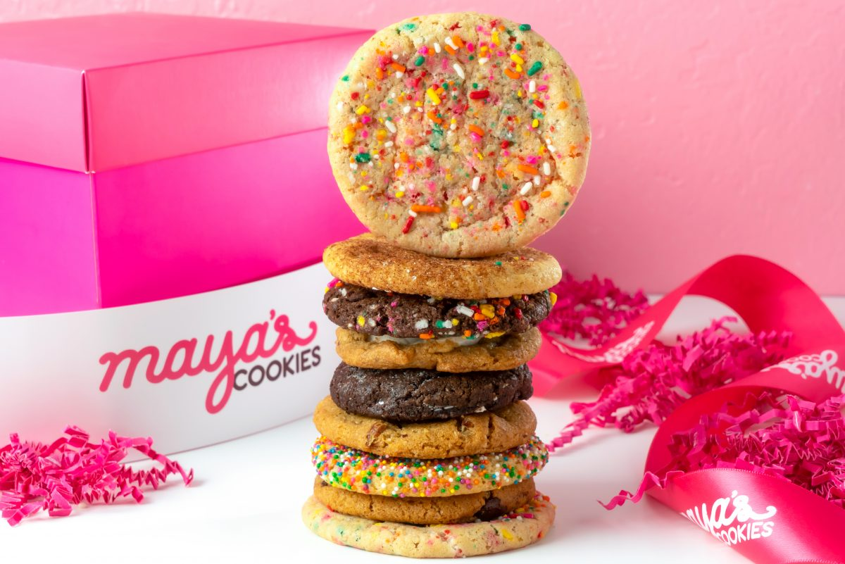 Assortment of Maya's Cookies