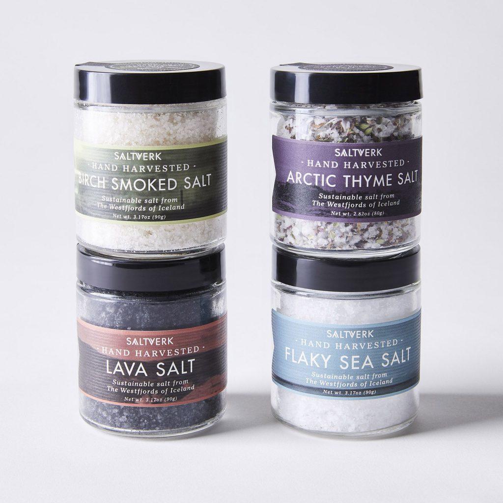 Saltverk Hand-Harvested Icelandic Salt