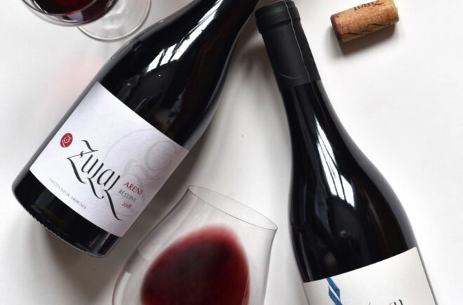 Armenian Wines Make a Splash in Miami