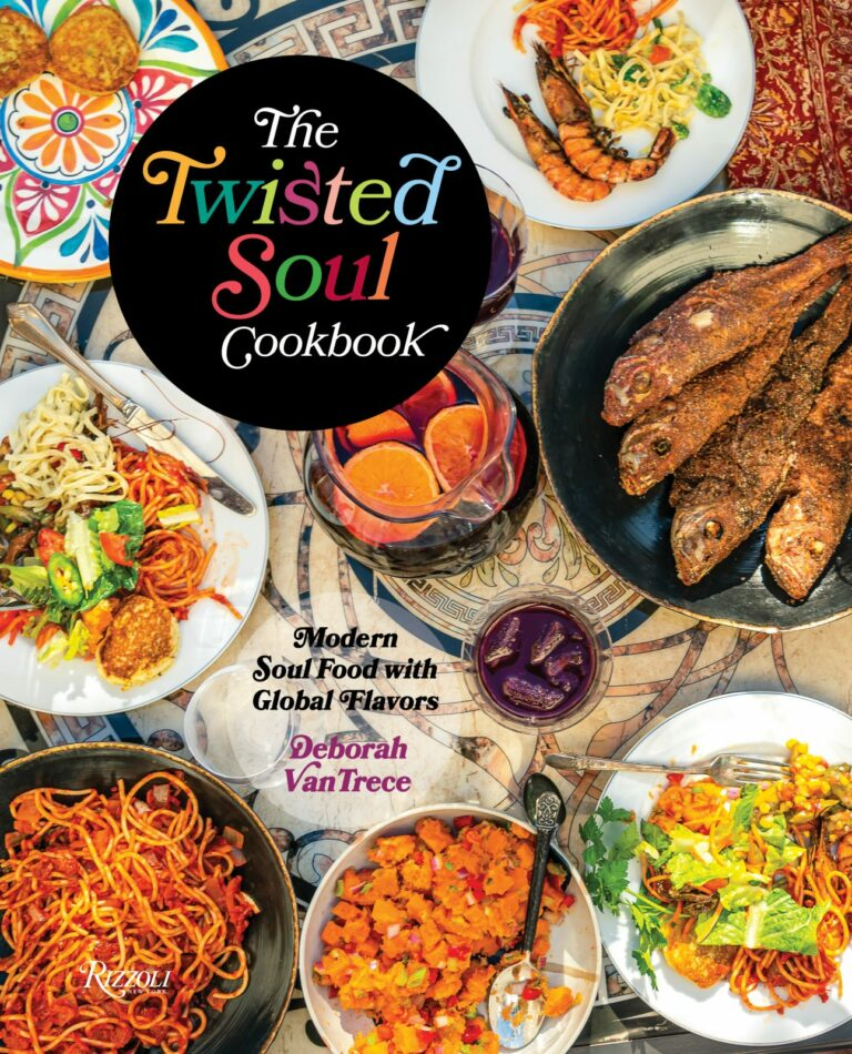 The Twisted Soul Cookbook