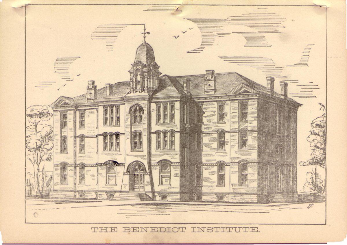 Benedict College in Columbia, South Carolina
