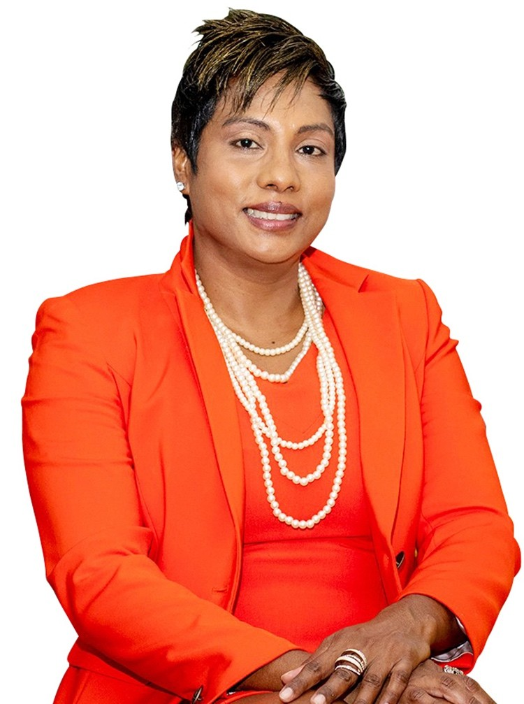 Felicia J. Persaud, founder of Invest Caribbean Now