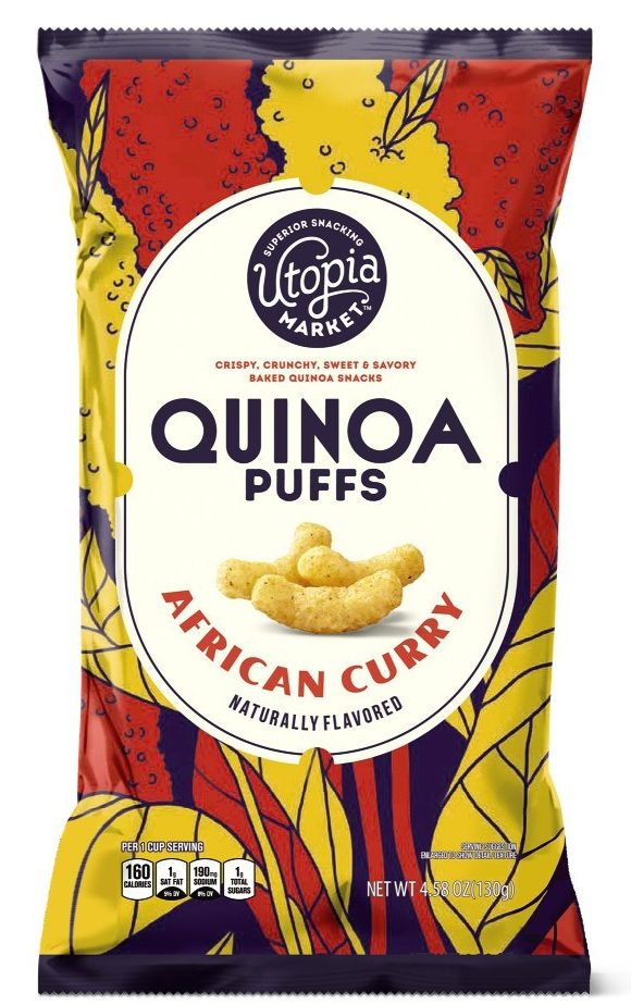 African Curry Puffs