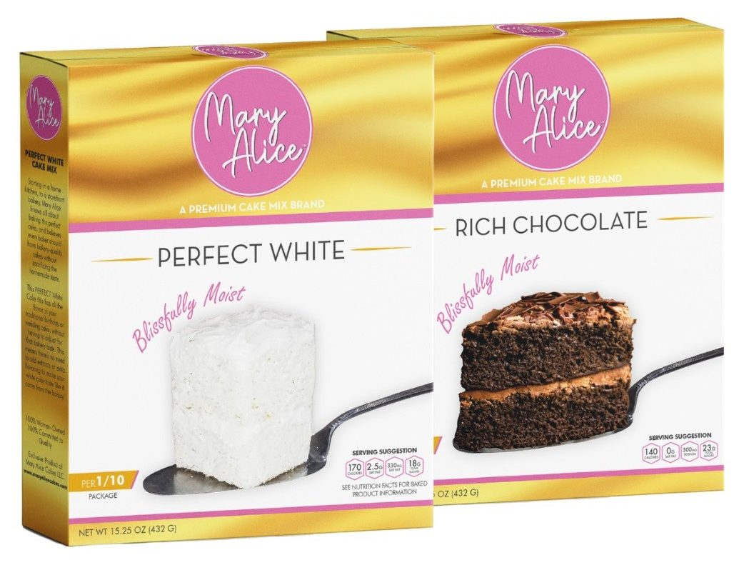 Mary White and Chocolate