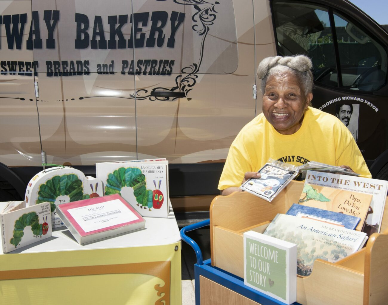 Sheenway School Student Mobile Bakery Launched as Juneteenth Becomes a Federal Holiday