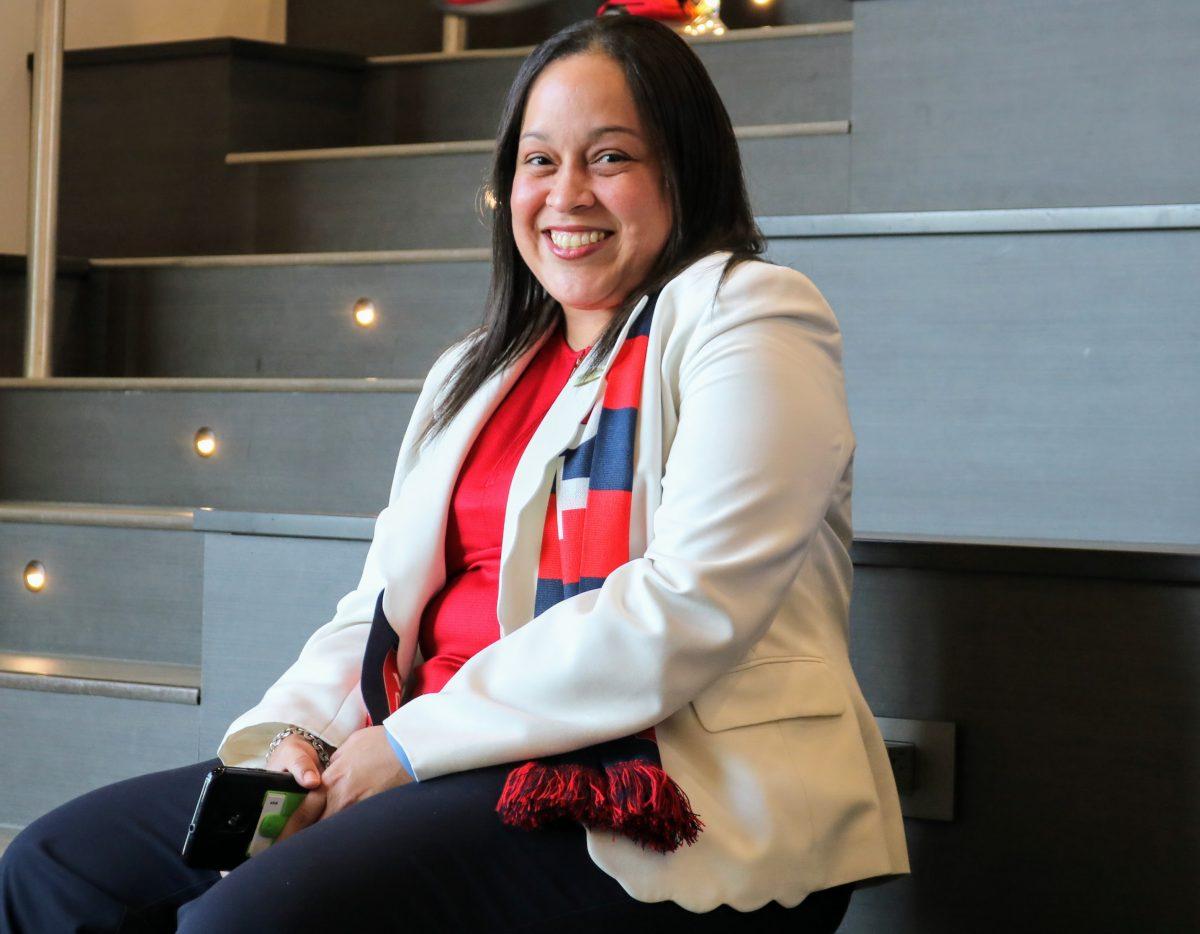 Kim R. Ford of Martha's Table