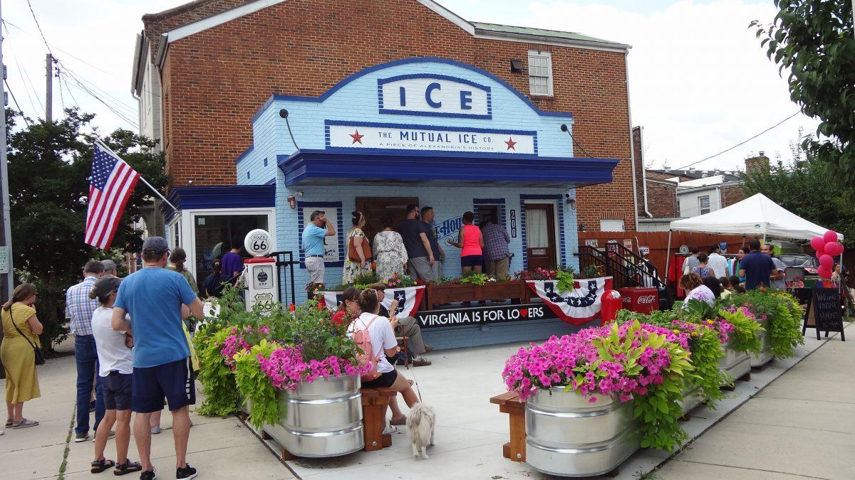 Goodies Frozen Custard & Treats in Virginia