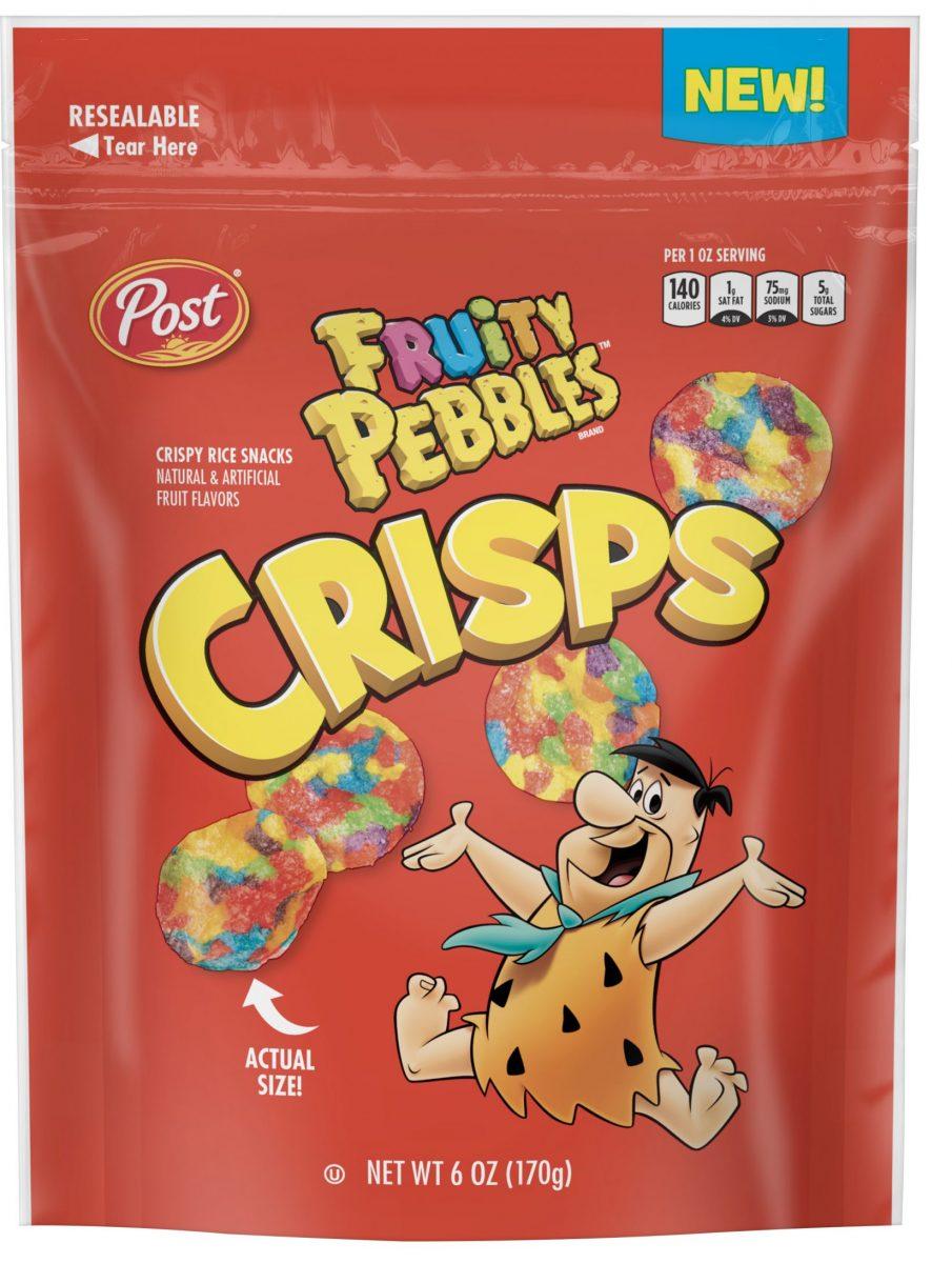 Fruity Pebbles Crisps