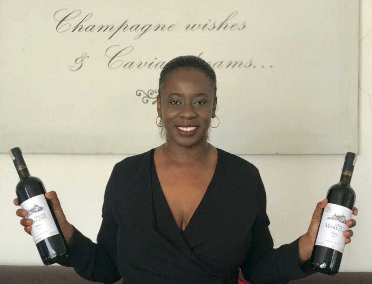 Ghanaian visionary and business owner Nadia Takyiwaa Mensah