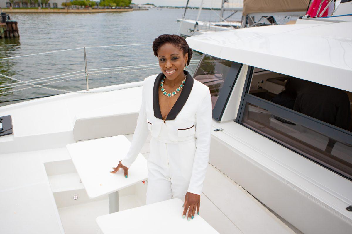 Sheila Ruffin, Soca Caribbean Yacht Charters