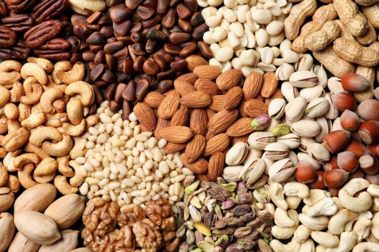 Nut assortment by Sohnrey Family FoodsLLC