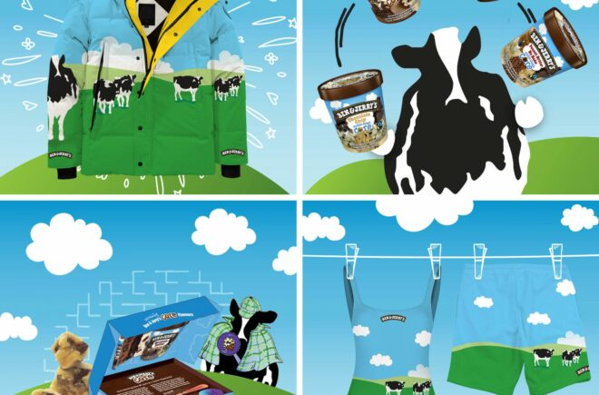 Win Ice Cream For a Year and More in Ben & Jerry's® To the Core Digital Scavenger Hunt Contest