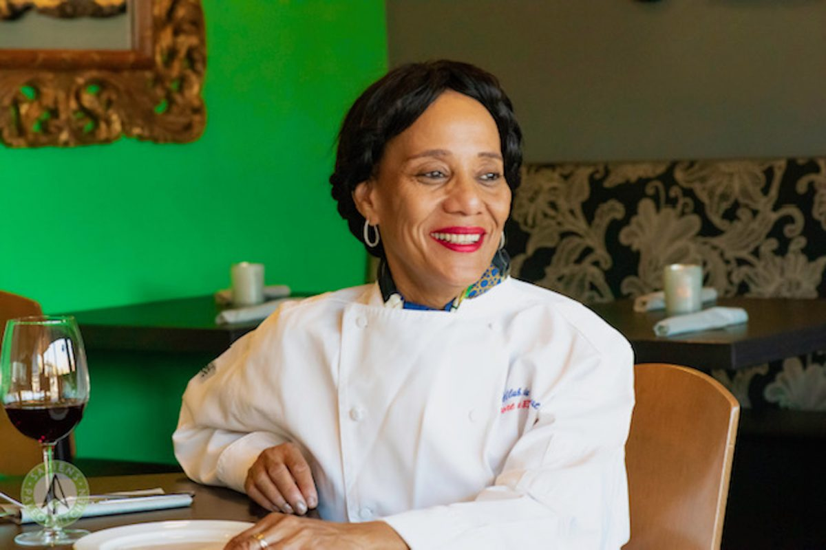 MenuMD restaurant particpant Chef Aurore De Beauduy of Sapiens Paleo Kitchen in Scottsdale, Arizona