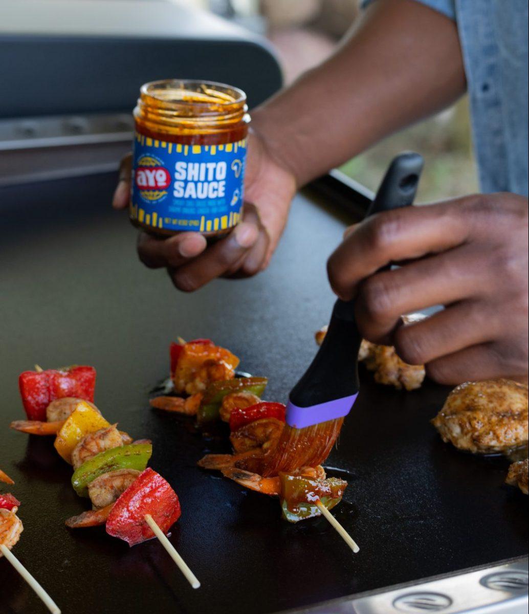 AYO Shito Sauce created by Chef Eric Adjepong